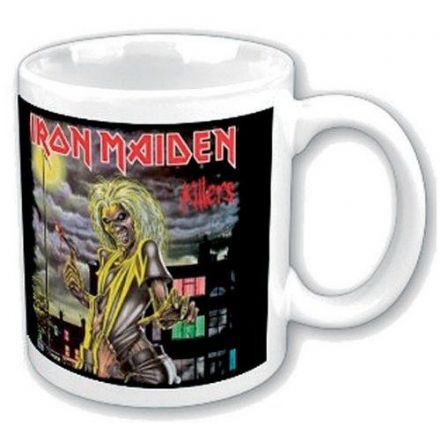 Iron Maiden Killers Boxed Mug IMMUG06